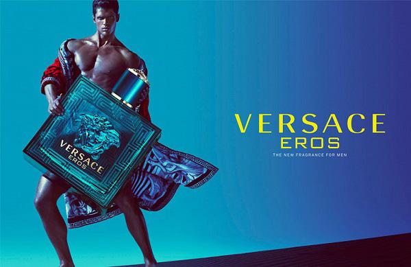 Versace Eros EDT đậm chất nam quyền và cuốn hút