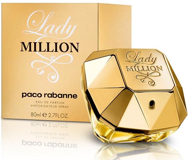 Nước hoa Lady Million phù hợp cho phái nữ trên 20 tuổi